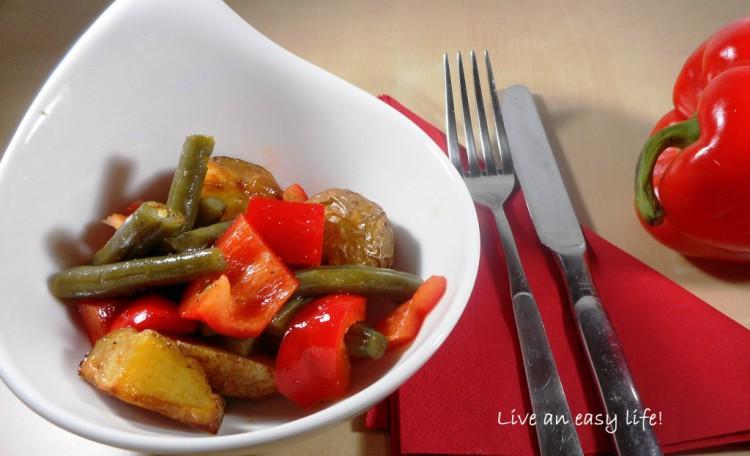 potato salad modern style